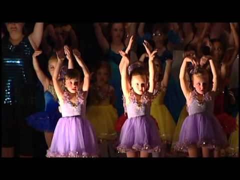 Charlotte Recital Finale Simple Gifts