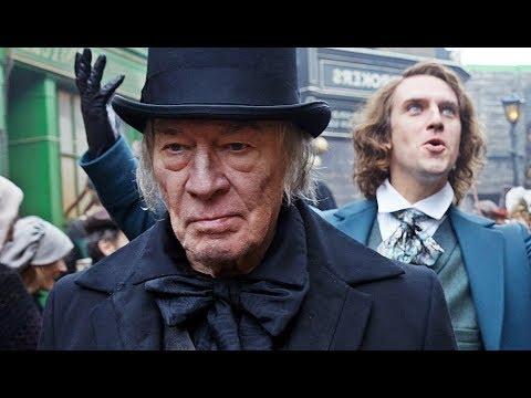 Der Weihnachten.Charles Dickens Der Mann Der Weihnachten Erfand Trailer Filmclips Hd