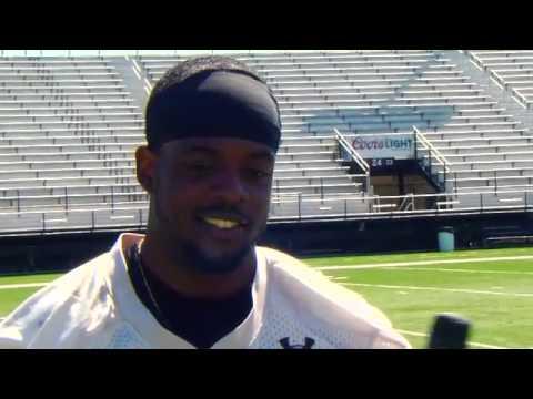 Training Camp 2015: Anthony Thompson Jr