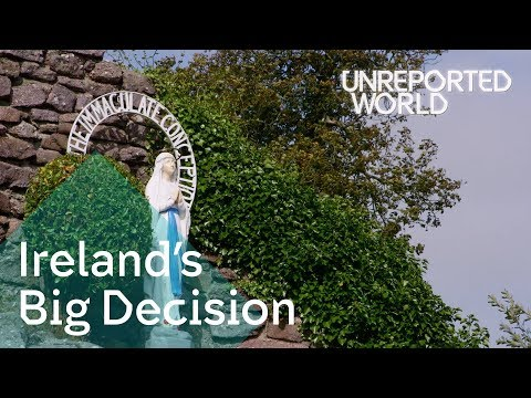Abortion rights in Ireland | Unreported World