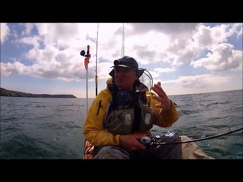 Kayak Fishing - This Trip Didn't Quite Go to Plan!