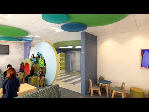 Miller Children's Hospital Long Beach PICU
