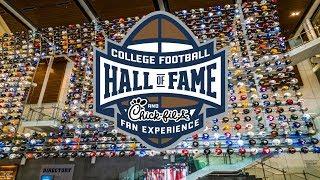 College Football Hall Of Fame - Atlanta