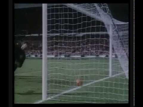 Anglia - Niemcy w finale mundialu w 1966 roku. Wideo