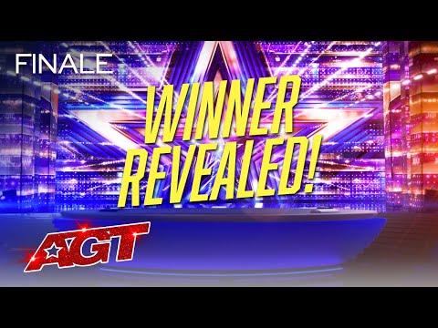 THE WINNER IS... - America's Got Talent 2021