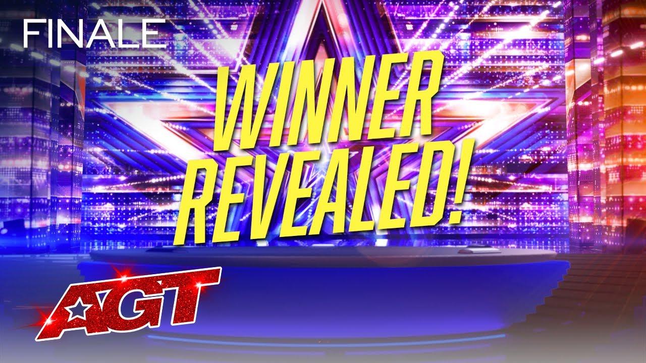 'America's Got Talent' Final: Who won the 2021 Season?