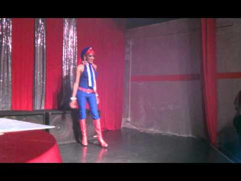 Barbie Grant Runway Fashion Category - Miss Gay Regal Elegance Arkansas United States