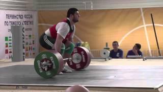 #Тяжелая атлетика. Юниоры России 2015Weightlifting