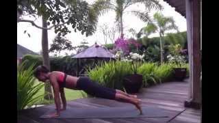 Анна Цукур. Эффективная йога для похудения.