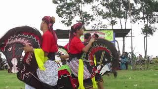 Prajuritan I Ebeg Satria Panumbang Feat Sekar Arum Jagad Dan Wahyu Turonggo Kemb