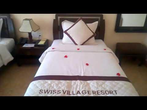 Наш номер в отеле Swiss Village 4*.