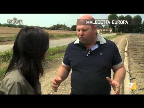 La Gabbia - Maledetta Europa (21/05/2014)