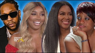 ATLien LIVE!!! RHOA Season 13 Ratings Plummet | Kenya Moore v Sherri Shepherd | 2 Chainz & More