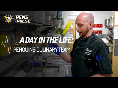 A Day in the Life: Culinary Team | Pittsburgh Penguins