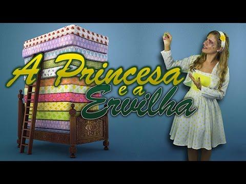 A Princesa e a Ervilha - Historinhas para Acordar Tia Tina
