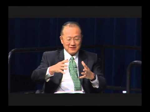 Shaping the future of urban transport - Michael Bloomberg & World Bank President