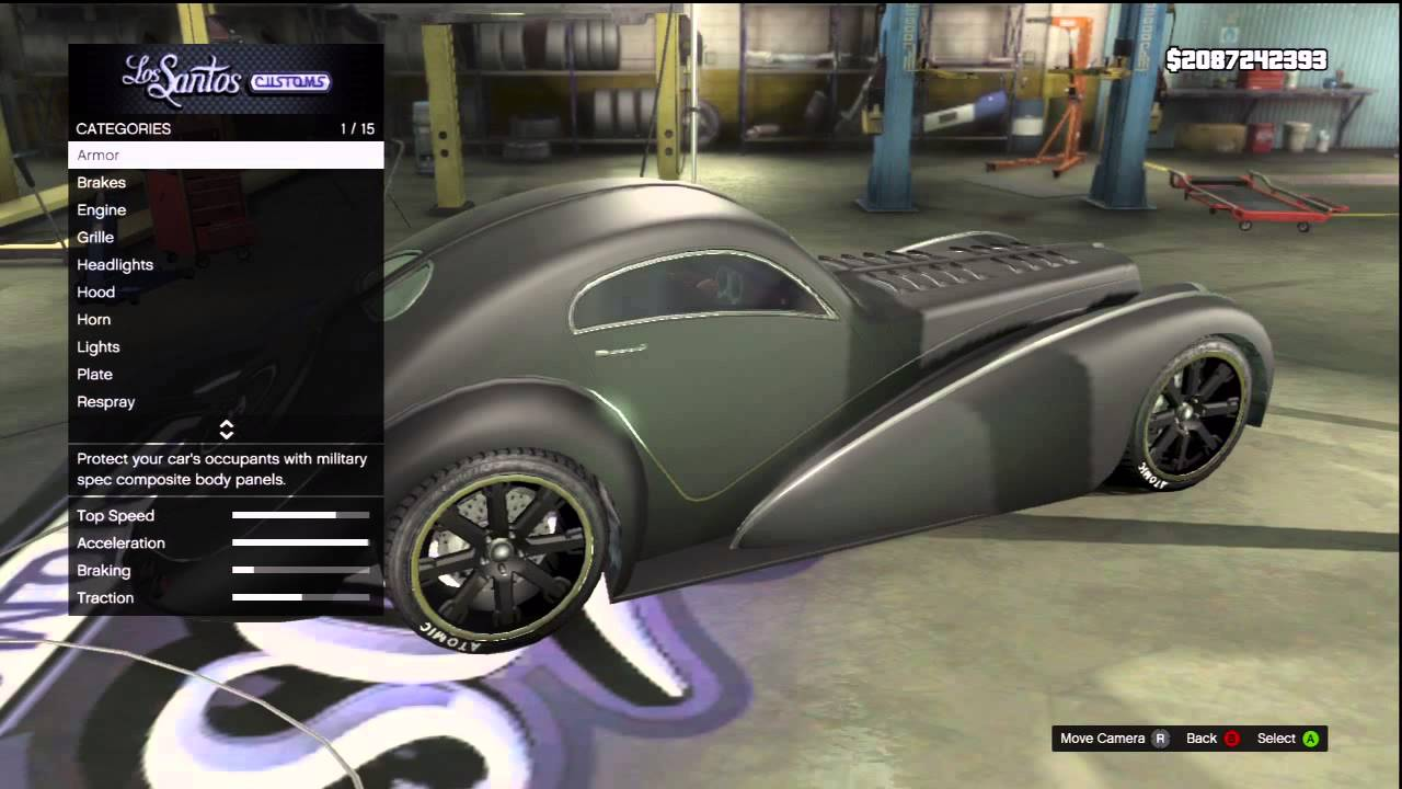 Watch on gta 5 z type location