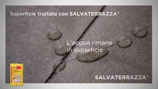 SALVATERRAZZA   Impermeabilizzante contro le infiltrazioni d'acqua nel terrazzo (it)