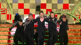 TVXQ - Catch Me, 동방신기 - 캐치미, Music Core 20121020