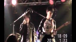 2010/1/22 松江AZTiC canova で行われた同窓会LIVE から1曲目。