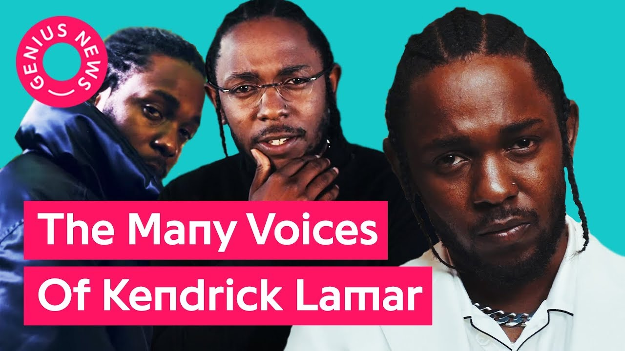 Tracking The Many Voices Of Kendrick Lamar | Genius News