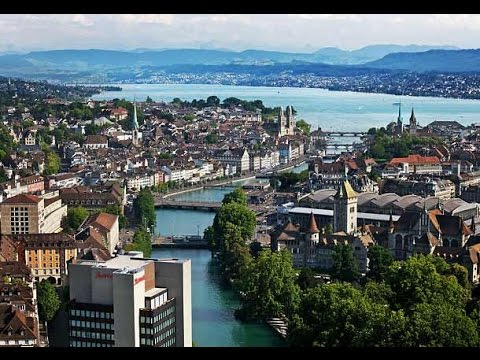 Zurich Marriott Hotel - Zurich, Switzerland