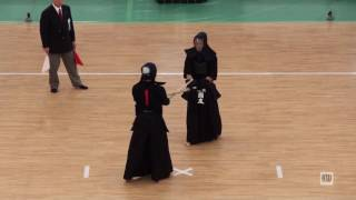 64th All Japan Kendo Championships — SF 1