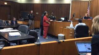 Mitchelle Blair Circuit Court Arraignment
