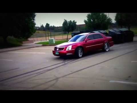 Cadillac Dts On 24s Doovi