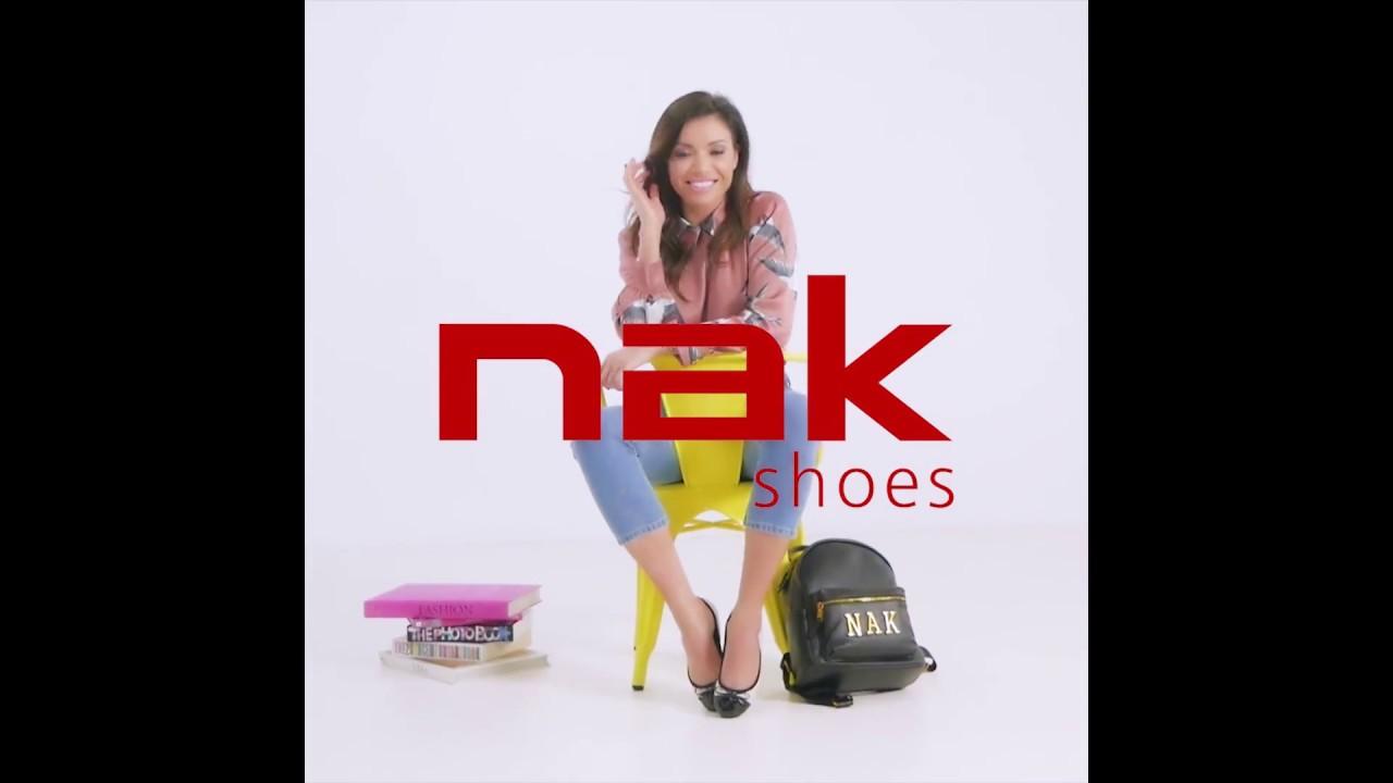aa5e141843d Olga Farmaki for Nak shoes! #Spring2018 - YouTube
