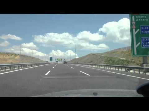 İzin/ sıla yolu 06-2013 Turkiye/ Adana Hatay yolu