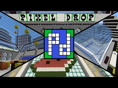Pixel Drop - Minecraft Minigame [1.9+]