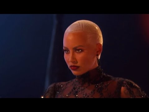 Download Amber Rose Gets Even Sexier, Addresses Julianne Hough Controversey on 'Dancing With the Stars'