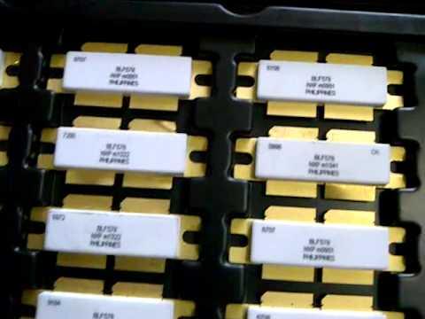 IRF520N MOSFET CONVERSION FOR CYBERNET MULTIMODE RADIOS  | FunnyDog TV