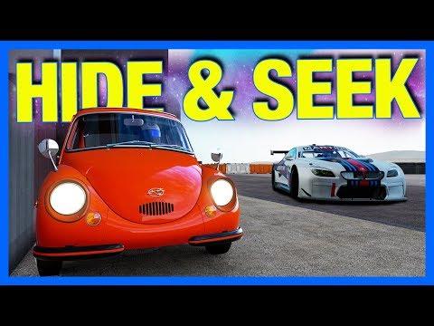 Forza 7 Online : HIDE & SEEK!! **January DLC Cars**