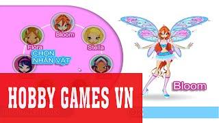 Cùng Chơi Game Winx Giải Cứu Thú Cưng ► Hobby Games VN