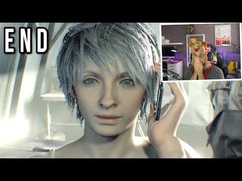 THE ENDING IS INSANE..! Resident Evil 7 - END OF ZOE DLC (RE7 DLC)