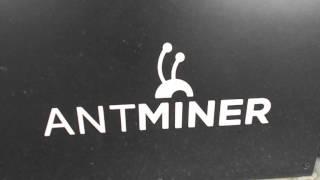 Antminer S3 + Wi-Fi + antibrick