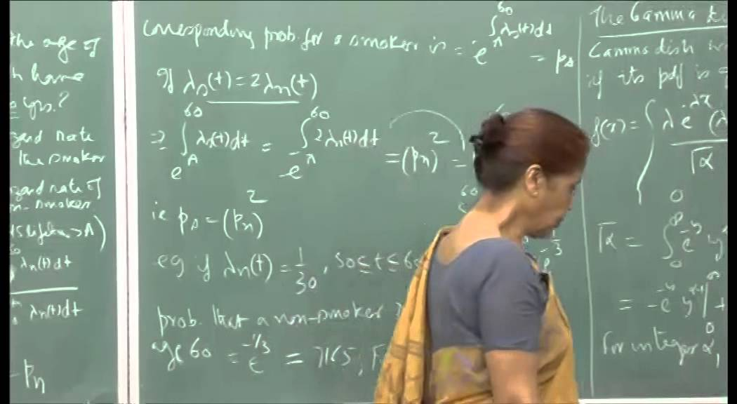 Mod-01 Lec-10 Continuous random variables and their distributions.