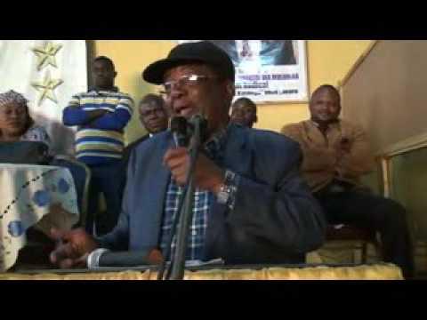 KYUNGU WA-KU-MWANZA frappe encore. Le RASSOP grand Katanga se range pour l'alternance en 2017.