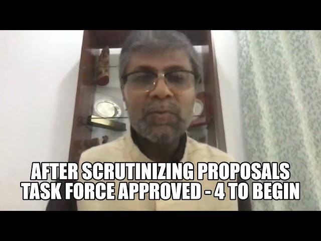 Evidence based research by Min of AYUSH  by Rajesh Kotecha ji on 11 04 2020