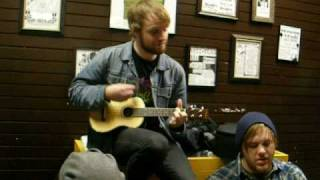 The Wonder Years - Hey Thanks (acoustic)
