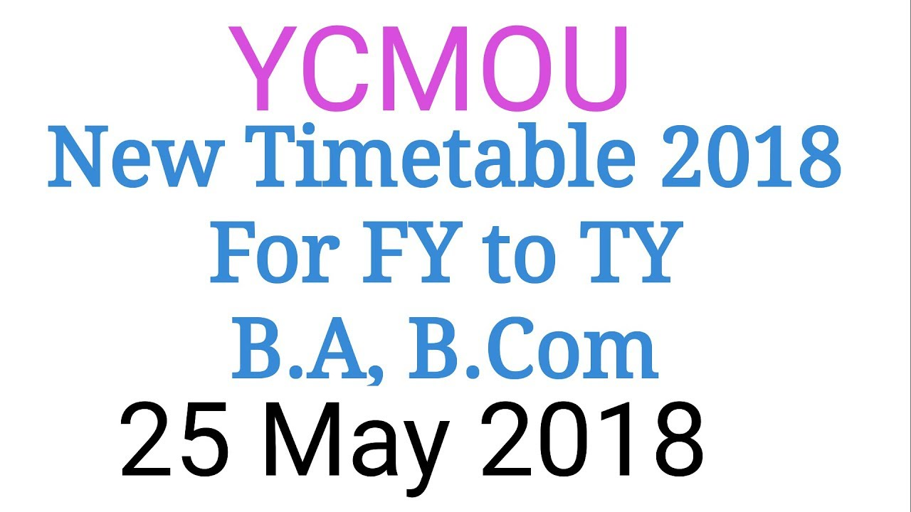 Ycmou Question Papers Pdf