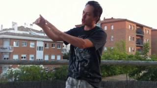 Обучение dubstep dance - примеры 3-го ключа. Skill up 13