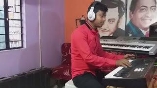 Pardesi Pardesi Jana Nahi | Raja Hindustani | Keyboard Instrumental Song | Cover By Rinku Khan |