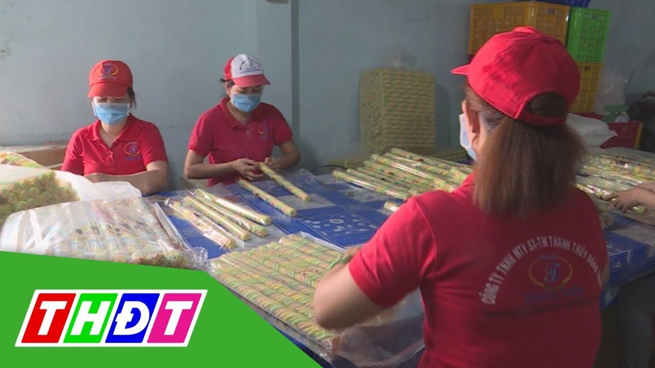 An toàn thực phẩm trong sản xuất bánh kẹo | Kinh tế Công thương | THDT