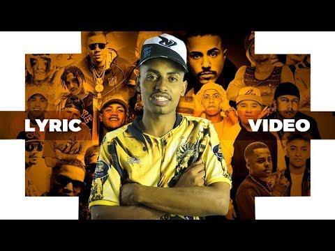 MC Nego da Marcone - A Novinha da Escolinha (Lyric Video) DJ Sati Marconex
