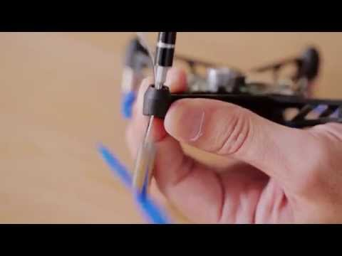 How to replace Motors on Parrot Rolling Spider