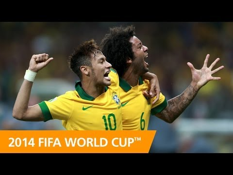 2014 World Cup Team Profile: BRAZIL