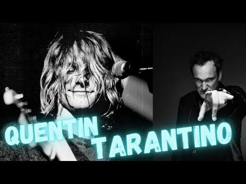 Quentin Tarantino on Kurt Cobain